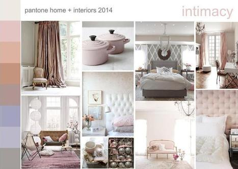 Style, Substance and Color: Major Trends and Directions for 2014 {intimacy} | Designed influence | Scoop.it