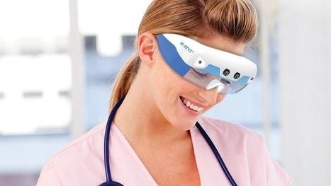 Gafas inteligentes para ver las venas a través de la piel | Optometry | Scoop.it
