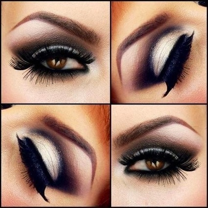 Beauty And Fashion: Shading Your Eyes With Light Makeup Tips | Beauty And Fashion | Scoop.it