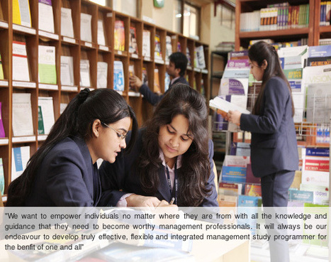 Top MBA Colleges in Noida | Best Distance MBA with SAP Colleges in Delhi NCR | Deshwal Institute of Information Technology & Management | Scoop.it