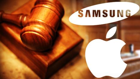 Apple begins appeal in renewed bid to ban Samsung phones | Conflict | Scoop.it