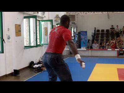 Teddy Riner, une force de la nature à l'entraînement | judo | Scoop.it