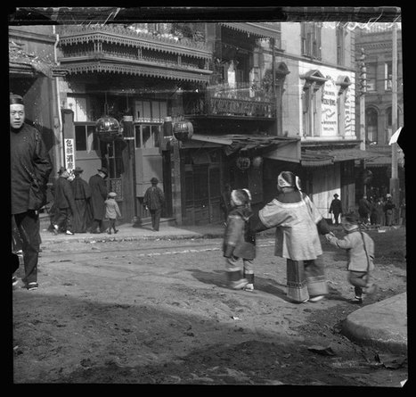 America's Chinatowns - Archaeology Magazine | Chinese American history | Scoop.it