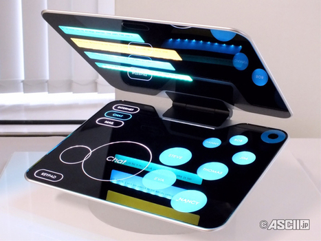 Laptop Design Inspired By Star Trek Just For Trekkies | WEBOLUTION! | Scoop.it