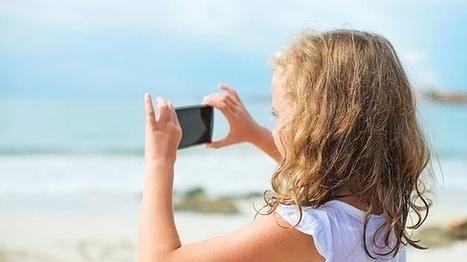 Los riesgos de calmar a los niños con el móvil | CoEducación 2.0 | Scoop.it