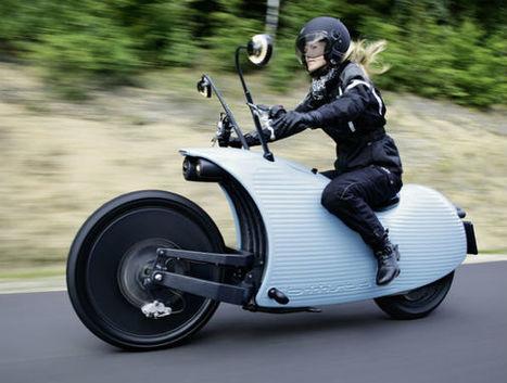 Diaporama : les plus belles motos électriques | Ressources pour la Technologie au College | Scoop.it