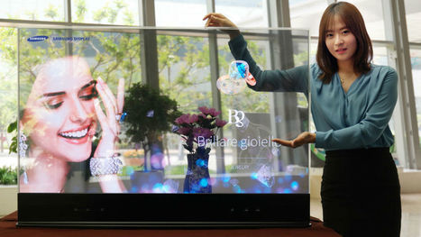 Computerized transparent TVs could adapt tunable tinting technology that still lets light in | African media futures | Scoop.it