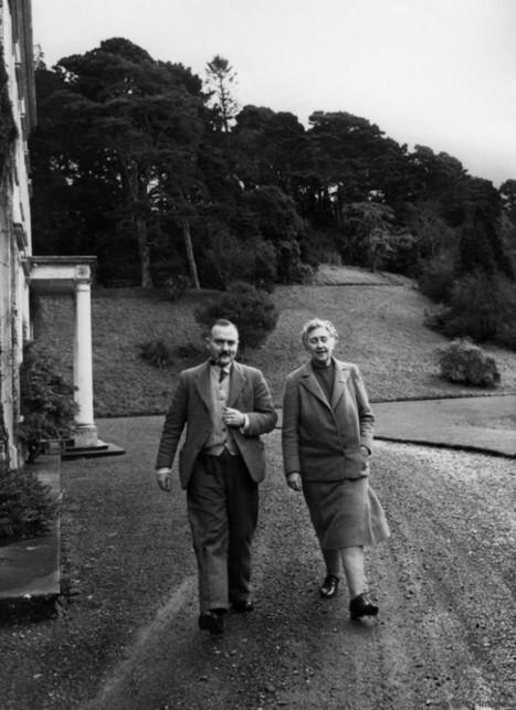 Ένα ξεχασμένο βιβλίο της Agatha Christie με ιστορίες από τη ζωή της ... - Huffington Post Greece | Amalibros | Scoop.it