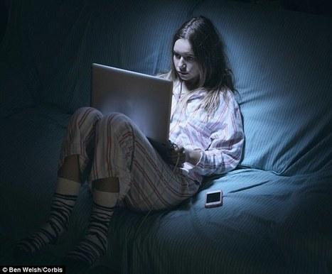 U.S. teens sleeping less sleep than ever   Kickin' Kickers   Scoop.it