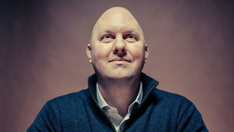 Marc Andreessen on Finance: 'We Can Reinvent the Entire Thing' | Peer2Politics | Scoop.it
