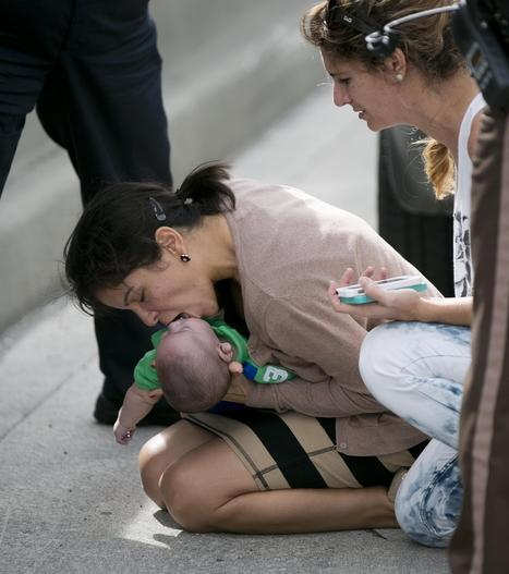 Breath of Life: Drivers Revive Baby on Side of Miami Highway - NBC News   up2-21   Scoop.it