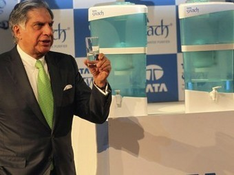 Tata Water Filter Purifies Water with Ashes | Sustainability MOOC | Scoop.it