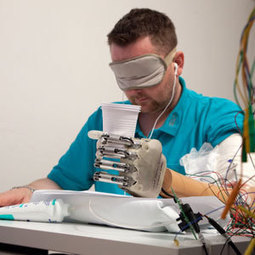 A Prosthetic Hand With the Sense of Touch | Futurewaves | Scoop.it