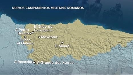 Los romanos también conquistaron Asturias entrando por el occidente   Arqueología romana en Hispania   Scoop.it