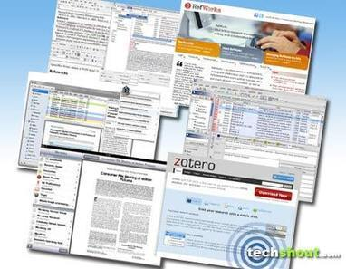 6 EndNote Alternatives - TechShout | Referencing Software | Scoop.it
