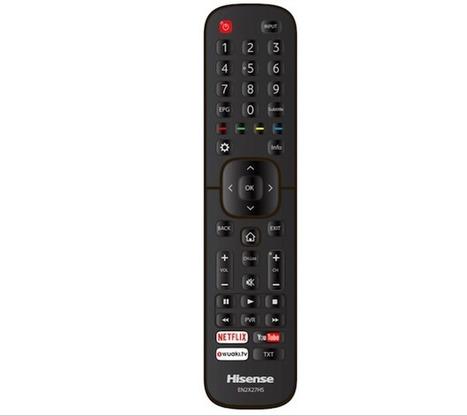 VOD :  Wuaki s'invite dans les télécommandes de Hisense | Video_Box | Scoop.it