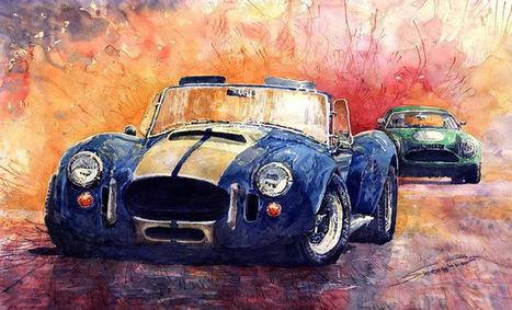 Derecho al Averno: Carroll Shelby, 11 Enero 1923 - 10 Mayo 2012 | Derecho al Averno | Scoop.it