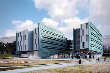 University of Utah's New Dorm Mimics Google Headquarters | Business Schools and Admissions | Scoop.it