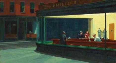 Edward Hopper became 'poet of the prosaic' - The Tennessean | Human Writes | Scoop.it