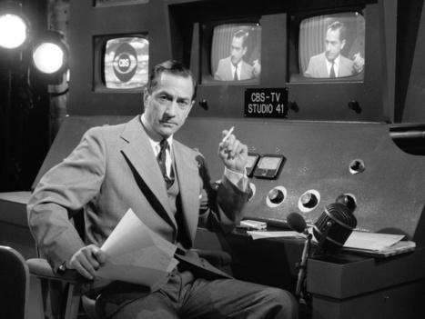 "Les journalistes à l'écran: ""Good night, and Good Luck""   DocPresseESJ   Scoop.it"