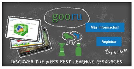 Gooru: Recursos digitales para el aula | Asesoría TIC y aprendizaje competencial | Scoop.it