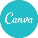 CANVA, l'outil qui vous fera passer pour un pro du graphisme   C-Marketing   Design et graphisme   Scoop.it