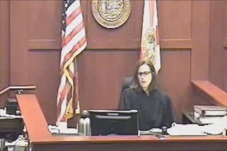 Seminole County judge sanctioned for treatment of abuse victim | Digital-Trust.Org | Scoop.it