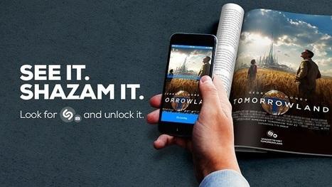 Shazam entra al mundo visual y todavía está en pañales | Educacion, ecologia y TIC | Scoop.it