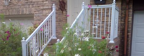 Deck Railings Mississauga, Vaughan, Toronto  Railings Vaughan   Beautiful Things in World   Scoop.it