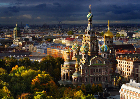 Stunning Drone Photos Capture World Landmarks From a Bird's-Eye-View | Le It e Amo ✪ | Scoop.it