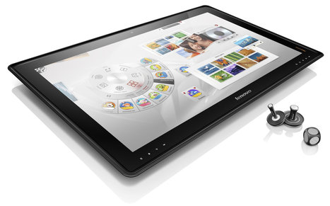 A Tablet That Doubles as a Desktop, or Vice Versa | Digital and Social | Scoop.it