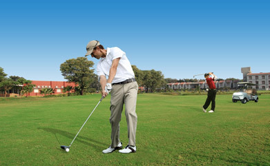 #Cambay #Hotels & #Resorts offers #Golf Facility | Cambay Hotels & Resorts | Scoop.it