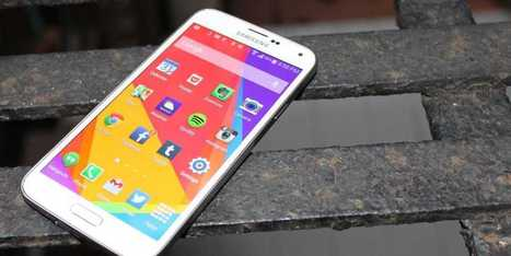REVIEW: Samsung's New Galaxy S5 Phone Is One Of The Best - Business Insider | Phone | Scoop.it