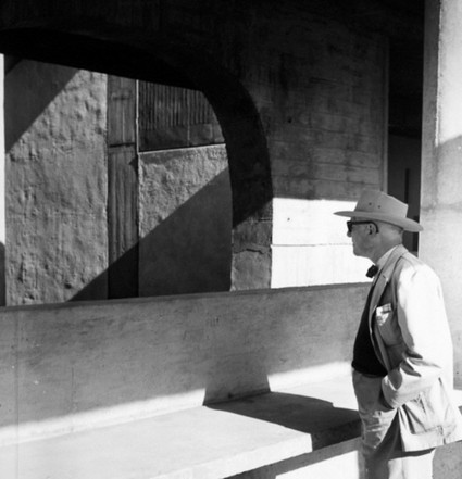 Los OJOS de Le Corbusier: el paisaje representado en croquis - Plataforma Arquitectura | The Architecture of the City | Scoop.it