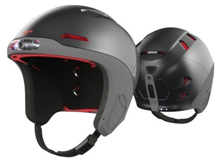 Forcite Alpine ski helmet has a camera, comms system, and other techy features - Gizmag | Forcite Helmet Systems - Alfred Boyadgis | Scoop.it