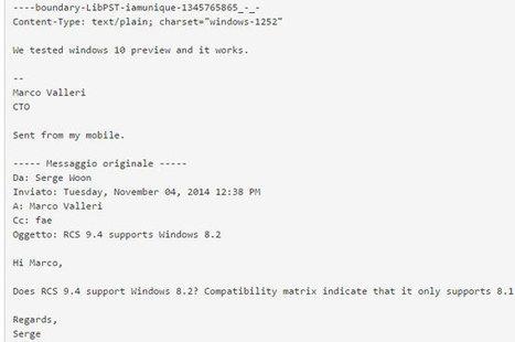 Déjà des backdoors et keyloggers pour Windows 10 chez Hacking Team   Libertés Numériques   Scoop.it