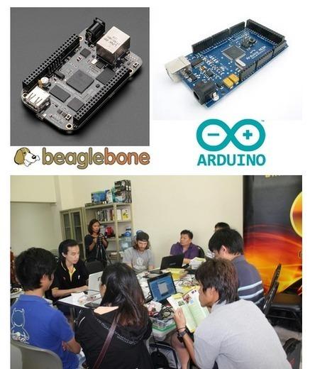 อบรมฟรี Hardware Hacker ด้าน Arduino + Beaglebone   Beaglebone   Scoop.it
