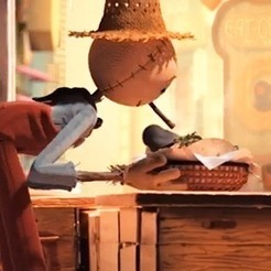 What Does 'The Scarecrow,' Chipotle's Animated Ad, Tell Us About the Company? | People Profits Planet | Scoop.it