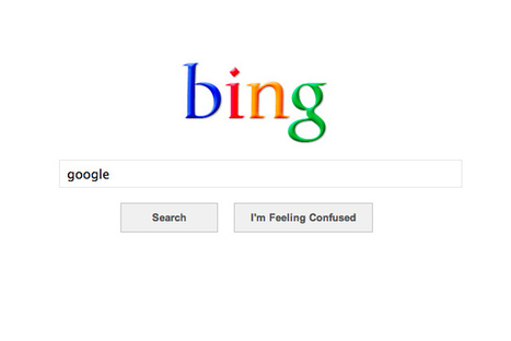 Google and Microsoft trade insults for April Fools | Le leadership de Google | Scoop.it