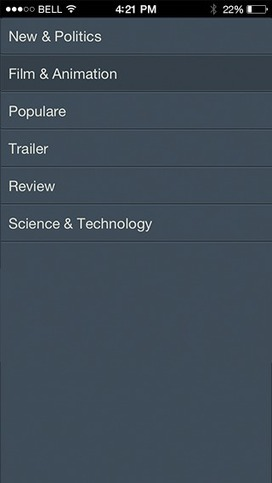 POPDownMenuTable for iOS - Cocoa Controls | Developpement iOS | Scoop.it