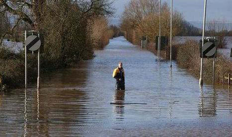 Failure to prepare for climate change places Britain in risk of floods, experts warn | as geography rivers | Scoop.it