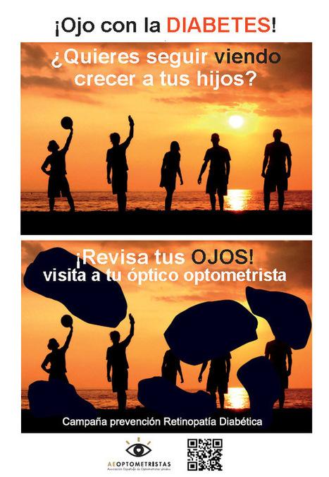 CAMPAÑA RETINOPATÍA DIABÉTICA | Salud Visual 2.0 | Scoop.it
