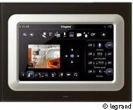 Legrand : vos consommations énergétiques en temps réel sur un écran tactile | Immobilier | Scoop.it