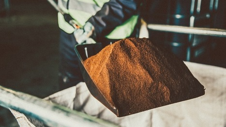 Biofuels from coffee grounds could help power London... | Coffee News | Scoop.it