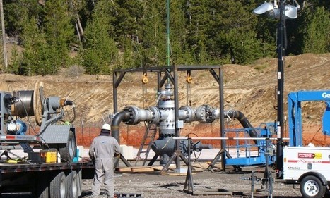 Forbes on the potential impact of the Newberry EGS project   Geothermal Energy   Scoop.it