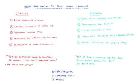 Using Paid Media to Drive Loyalty & Advocacy - Whiteboard Friday | Growth Insights from Growth Engine Labs | Scoop.it