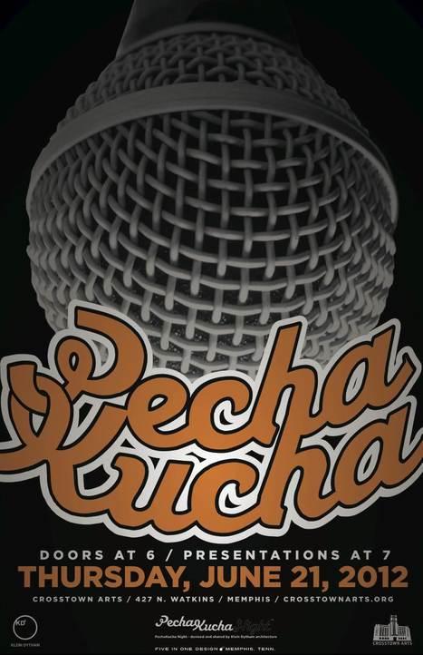 Crosstown Arts Hosts Its Second Pecha Kucha Night ... | Pecha Kucha & English Language Teaching | Scoop.it