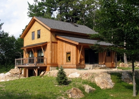 Bensonwood Reinventing the House - BuildingGreen | Passive House + Net Zero Energy Homes | Scoop.it