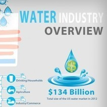 Water Industry Infographic | Balboa Capital | Visual.ly | Small Business News and Information | Scoop.it