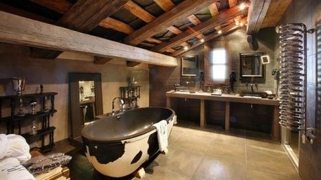 [diaporama] Quelle baignoire pour quel style ? | Immobilier | Scoop.it